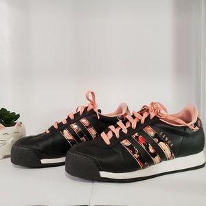 Adidas Samoa Floral Size 6